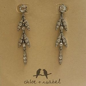 C+I lumiere statement earrings